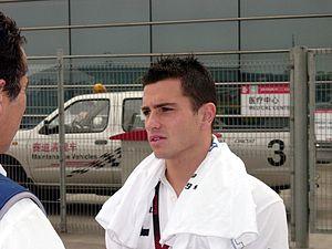 Randy de Puniet - De Puniet in 2005.