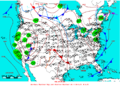 2006-04-05 Surface Weather Map NOAA.png