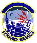 2006 Communications Sq emblem.png