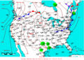 2007-07-06 Surface Weather Map NOAA.png