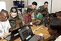 2012년 3월 29일 단비부대 정보화 교육장 컴퓨터 교실 교육 현장 (7390836530).jpg
