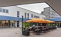 2013-09-02 Heiderhof Center, Akazienweg 8, Bonn-Heiderhof, Innenhof, Blickrichtung Südwest IMG 0984.jpg