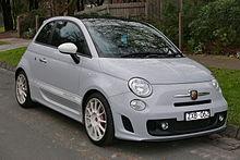Fiat 500 (2007) - Wikipedia