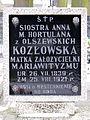 2013 Mariavite cemetery in Płock - 10.jpg