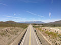 2014-06-22 11 44 29 View south from a wildlife overpass over U.S. Route 93 about 83 miles north of the White Pine County Line in Elko County, Nevada.JPG