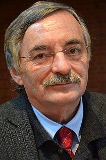 2014-10-07 Hans Georg Bulla liest in der Marktkirche von Hannover, (1).JPG