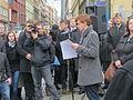 2015-11-17 Praha – Žitná ulice – projev za SK RVŠ (IMG 3276).JPG
