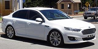Ford Falcon (Australia) - WikiVividly