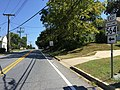 2016-09-13 12 49 00 View east along Maryland State Route 564 (11th Street) at Lanham Severn Road in Bowie, Prince Georges County, Maryland.jpg
