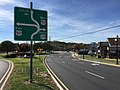 2016-10-28 12 47 08 View south along U.S. Route 29 and Virginia State Route 237 (Lee Highway) at U.S. Route 50 (Fairfax Boulevard) in Fairfax, Virginia.jpg