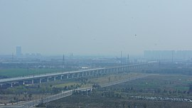 201603 Danyang-Kunshan grand bridge (wuxi).JPG