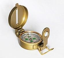 方位磁針 - Wikipedia