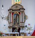2016 Kościół Matki Bożej Różańcowej w Radomierzu 09.jpg