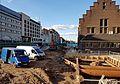 2016 Maastricht, Stationsplein, aanleg fietsgarage 04.jpg