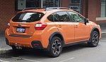 2016 Subaru XV (GP7 MY16) 2.0i-L hatchback (2018-10-19) 02.jpg
