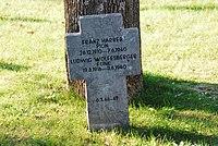 2017-09-28 GuentherZ Wien11 Zentralfriedhof Gruppe97 Soldatenfriedhof Wien (Zweiter Weltkrieg) (083).jpg