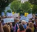 2017.08.13 Charlottesville Candlelight Vigil, Washington, DC USA 8056 (36386610122).jpg