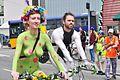 2017 Fremont Solstice Parade - cyclists prepare 117.jpg