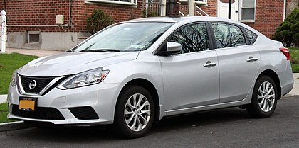 Nissan Sentra Wikimili The Best Wikipedia Reader The 2021 nissan sentra looks seriously snazzy for a compact car that starts at just over $20,000. wikimili the best wikipedia reader