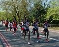 2018 London Marathon, Woolwich 04.jpg