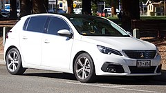Peugeot 308 II po liftingu
