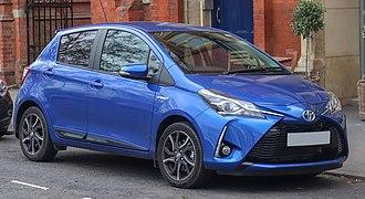 Toyota Yaris - 2018 Toyota Yaris Design