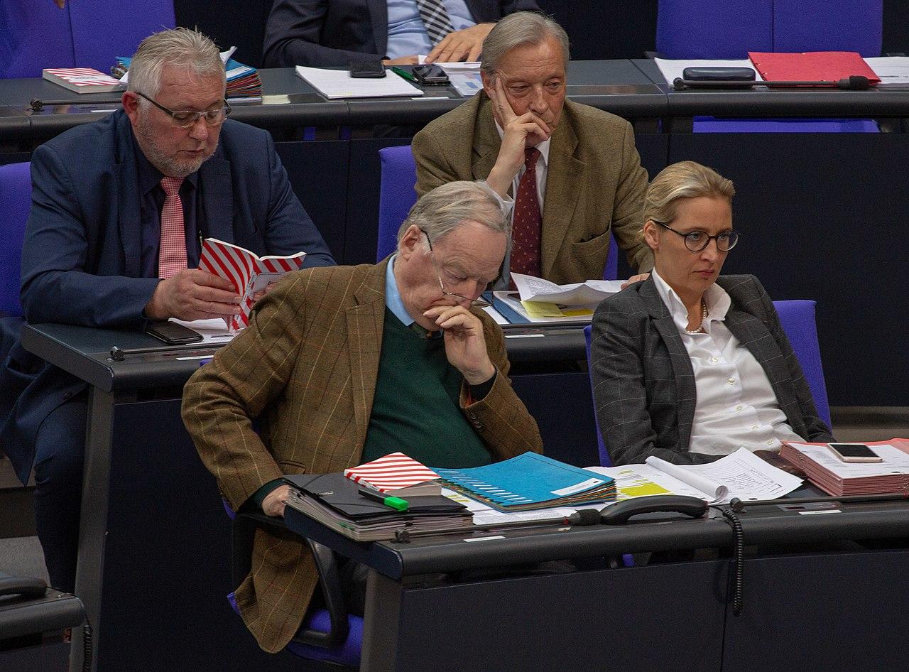 2019-04-11 AfD Fraktion im Bundestag by Olaf Kosinsky-7933.jpg