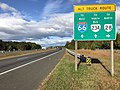 2019-10-17 09 33 53 View north along Virginia State Route 234 (Dumfries Road) just south of Virginia State Route 294 (Prince William Parkway) in Buckhall, Prince William County, Virginia.jpg