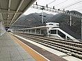 201901 Southern End of Sanyang Station Platform 1.jpg