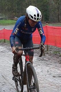 Sara Casasola Italian cyclist