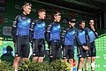 2019 ToB stage 1 - Team Canyon DHB.JPG