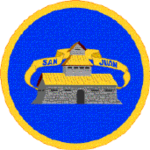 24th Infantry Regiment (United States) - Image: 24 Infantry Regiment DUI