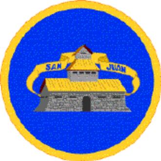 24th Infantry Regiment (United States) - Image: 24 Infantry Regiment DUI