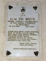 250513 Commemorative plaque in the Saint Florian church in Koprzywnica - 02.jpg