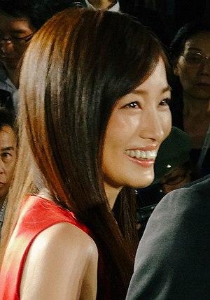 Rin Takanashi - Rin Takanashi at the 26th Tokyo International Film Festival on October 17, 2013