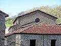 278 Església del Carme (Camprodon), façana est.JPG