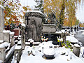 281012 Sculpture at Wilanów Cemetery - 05.jpg