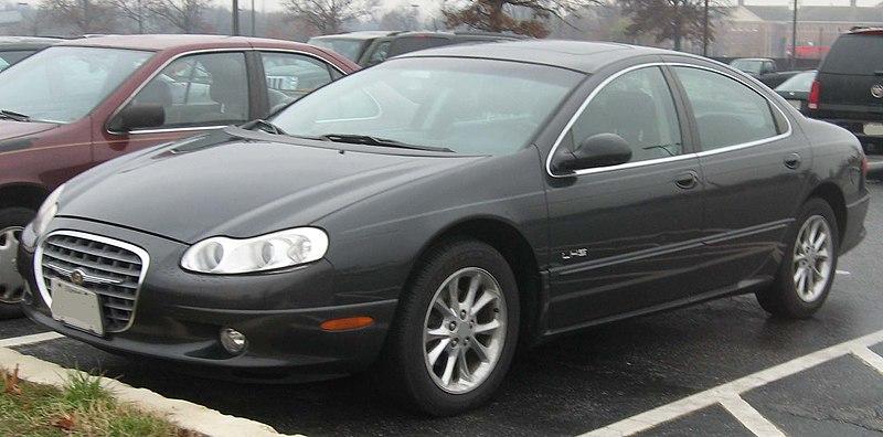 800Px 2Nd Chrysler LHS