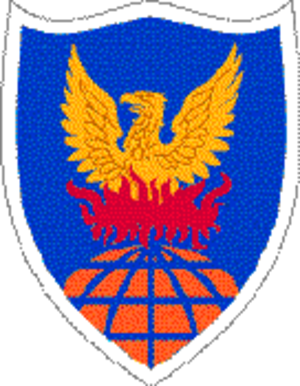 311th Signal Command (United States) - Shoulder Sleeve Insignia