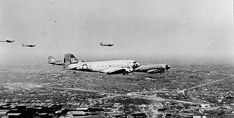 310th Airlift Squadron - 315th Troop Carrier Group C-47s