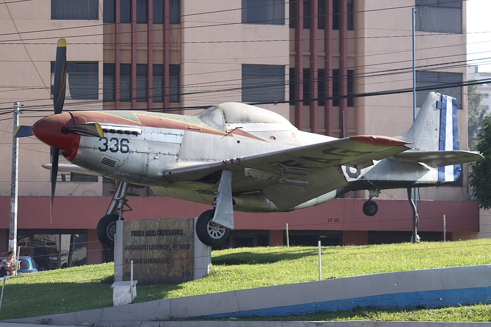336 NA P-51 Mustang Guatemalan Air Force (7468458898)