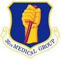 35 Medical Gp emblem.png