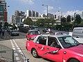 3 HK Boundary Street Taxi Motorola RAZR2 V9.JPG