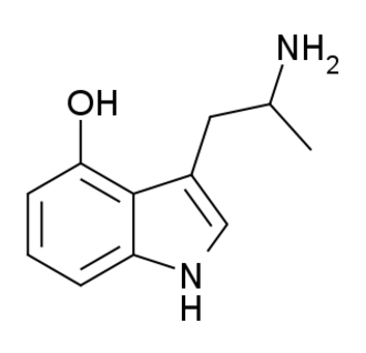 4-HO-αMT - Image: 4 hydroxy alphamethyltryptamin e