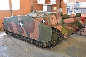 43M Zrínyi - Zrínyi in Kubinka Tank Museum