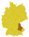 464px-Karte Bistum Regensburg.png
