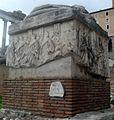 4747 - Roma - Fori - Base dei Decennali - Foto Giovanni Dall'Orto - 17-Mar-2008.jpg