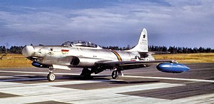 52d Operations Group - Lockheed F-94A July 1951