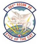 554 Reconnaissance Sq emblem.png