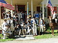 5th New York Regiment and 3rd Connecticut Reenactors Memorial Day Tribute.JPG